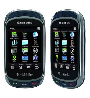 Samsung T669 Gravity T Bluetooth Camera 3G Phone T Mobile
