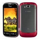 HTC MyTouch 4G Android Smartphone - T Mobile - Red