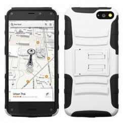 Amazon Amazon Fire Phone White/Black Advanced Armor Stand Case