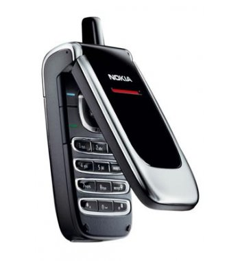 Nokia 6061 Basic Color Flip Speaker Phone Cingular ATT