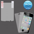 Blackberry 9800 Torch Screen Protector Twin Pack