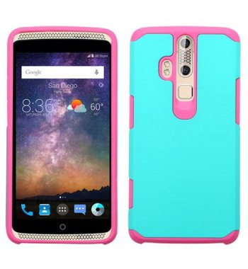 ZTE Axon Pro Teal Green/Hot Pink Astronoot Case