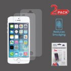 Apple iPhone 5/5s Anti-grease LCD Screen Protector/Clear (2-pack)