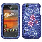 LG myTouch Juicy Flower Diamante Protector Cover