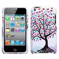 Apple iPod Touch (4th Generation) Love Tree Case