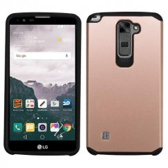 LG LG G Stylo 2 Plus Rose Gold/Black Astronoot Case