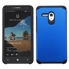 Alcatel One Touch Fierce XL Blue/Black Astronoot Phone Protector Cover