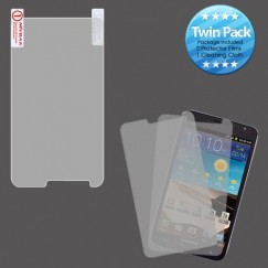 Samsung Galaxy Note Screen Protector Twin Pack