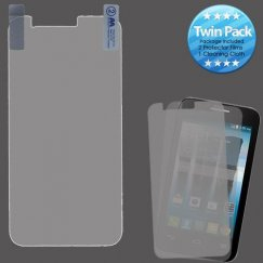 Alcatel Fierce 4 / Pop 4 Plus / Allura Screen Protector Twin Pack