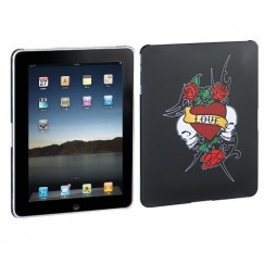 AppleiPad 1st Generation 2010 Lizzo Gothic Rose/Black Back Case
