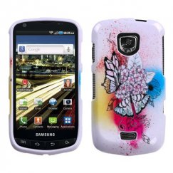 Samsung Droid Charge SCH-i510 Butterfly Paradise Case