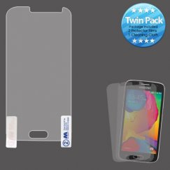Samsung Galaxy Avant Screen Protector Twin Pack