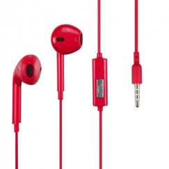 Red Stereo Handsfree