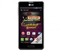 LG Optimus F3 VM720 Android Smartphone for Virgin Mobile - Gray