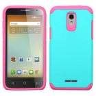 Alcatel One Touch Elevate Teal Green/Hot Pink Astronoot Case