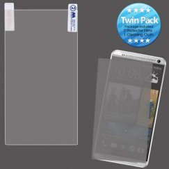HTC One Max Screen Protector Twin Pack