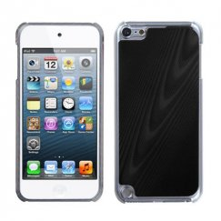Apple iPod Touch (5th Generation) Black Cosmo Back Case