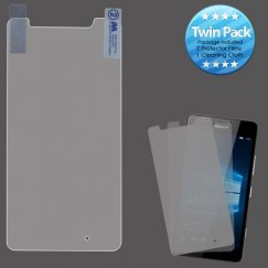 Nokia Lumia 950 Screen Protector Twin Pack