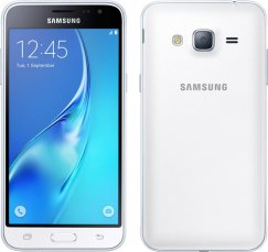 Samsung Galaxy J3 J320A 16GB Android Smartphone - Unlocked GSM - White