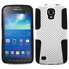 Samsung Galaxy S4 Active SGH-i537 White/Black Astronoot Case