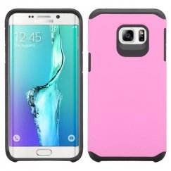 Samsung Galaxy S6 Edge Plus Pink/Black Astronoot Case