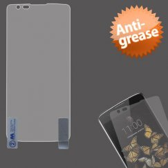 LG K8 / Phoenix 2 Anti-grease LCD Screen Protector - Clear - Strong Adhesion & Ultra-thin