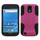 Samsung Galaxy S2 Hot Pink/Black Astronoot Case