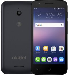 Alcatel Ideal 4060A Android Smartphone - ATT Wireless - Black