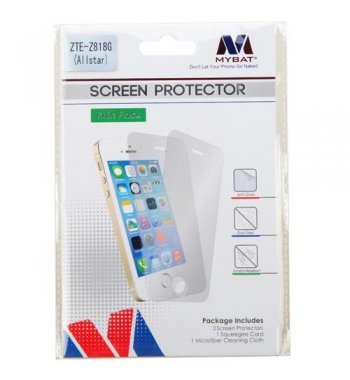 ZTE Allstar Screen Protector Twin Pack