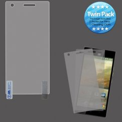 ZTE Warp Elite Screen Protector Twin Pack