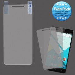 Blu Studio Energy D810 Screen Protector Twin Pack