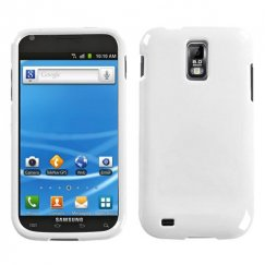 Samsung Galaxy S2 Solid Ivory White Case