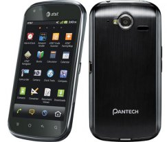 Pantech Burst P9070 16GB Android Smartphone - ATT Wireless - Black