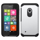 Nokia Lumia 530 Silver/Black Astronoot Phone Protector Cover