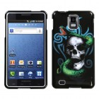 Samsung Infuse 4G Tribal Snake Phone Protector Cover