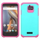 Coolpad Catalyst Teal Green/Hot Pink Astronoot Case