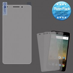 ZTE Avid Plus / Maven 2 Screen Protector Twin Pack