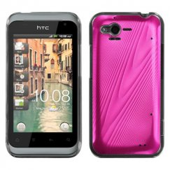 HTC Rhyme Hot Pink Cosmo Back Case