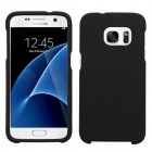 Samsung Galaxy S7 Black Case - Rubberized