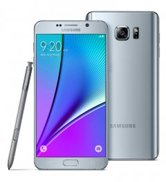 Samsung Galaxy Note 5 64GB N920S Android Smartphone - Cricket Wireless - Titanium Silver