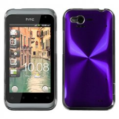 HTC Rhyme Purple Cosmo Back Case