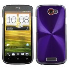HTC One S Purple Cosmo Back Case