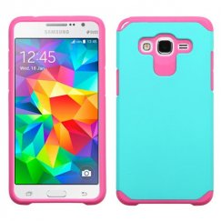 Samsung Galaxy Grand Prime Teal Green/Hot Pink Astronoot Case