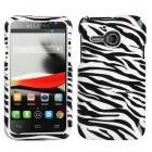 Alcatel One Touch Evolve Zebra Skin Phone Protector Cover