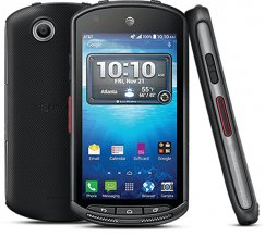 Kyocera DuraForce E6560 16GB Android Smart Phone - Unlocked GSM - Black