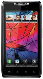 Motorola Droid RAZR 16GB XT912 Android Smartphone - Page Plus - Black