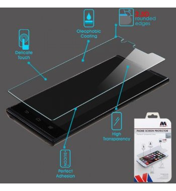 ZTE ZMAX 2 Tempered Glass Screen Protector