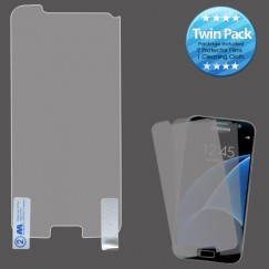 Samsung Galaxy S7 Screen Protector Twin Pack