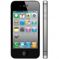 Apple iPhone 4s 8GB Smartphone - Straight Talk Wireless - Black
