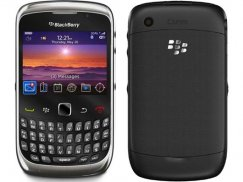 Blackberry 9300 Curve Smartphone - T Mobile - Black